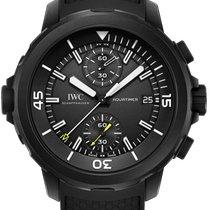 IWC Aquatimer Chronograph nuevo 2020 Automático Cronógrafo Reloj con estuche y documentos originales IW379502