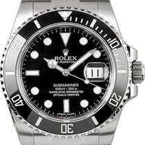 Rolex Steel Submariner Date 40mm pre-owned United States of America, California, Glendale