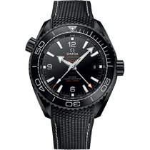 Omega Seamaster Planet Ocean Ceramic 45.5mm Black Arabic numerals United Kingdom, London