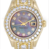 Rolex Lady-Datejust Pearlmaster 69298/80298 usados