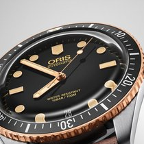 Oris Divers Sixty Five 01 733 7707 4354-07 8 20 18 Oris DIVING SIXTY-FIVE Acciaio 2020 new
