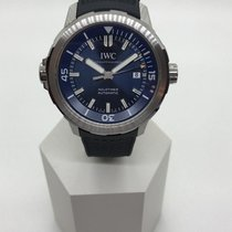 IWC Aquatimer Automatic Acero 42mm Azul