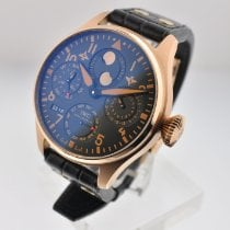 IWC Big Pilot Rose gold
