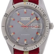 Benrus 7165 GSD pre-owned