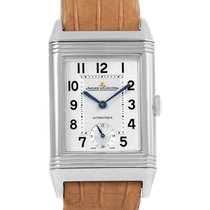 Jaeger-LeCoultre Grande Reverso Night & Day 27.4mm Argint Arabic