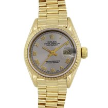 Rolex Lady-Datejust Yellow gold 26mm Silver United States of America, Florida, Boca Raton