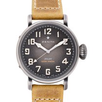 Zenith Pilot Type 20 Extra Special Steel 40.00mm Grey