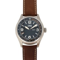Oris Royal Flying Doctor Service Limited Edition Acier 45mm Noir Arabes