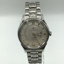 Revue Thommen Steel Automatic 6110002B new