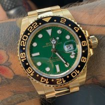Rolex GMT-Master II 116718LN 2019 pre-owned