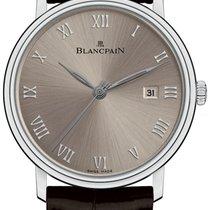 Blancpain Villeret Ultraflach 6651-1504-55B 2020 neu