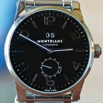 Montblanc Timewalker 42mm Black United States of America, Missouri, Chesterfield