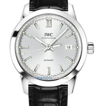 IWC Ingenieur Automatic Stahl 40mm Silber