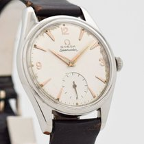 Omega Seamaster Steel 36mm Arabic numerals United States of America, California, Beverly Hills
