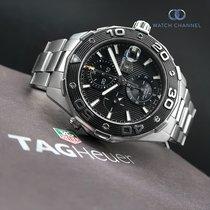 TAG Heuer Aquaracer 500M Steel 44mm Black No numerals South Africa, Johannesburg