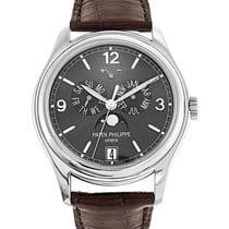 Patek Philippe Annual Calendar nuevo 2020 Automático Reloj con estuche y documentos originales 5146G-010