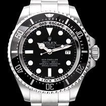 Rolex Sea-Dweller Deepsea Steel 44mm Black United States of America, California, San Mateo