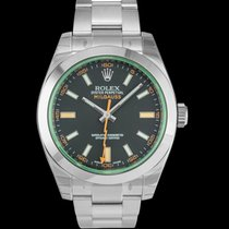 Rolex Milgauss Steel 40mm Black United States of America, California, San Mateo