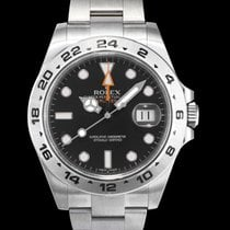 Rolex Explorer II Steel 42mm Black United States of America, California, San Mateo