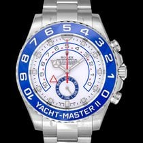 Rolex Yacht-Master II 116680 New Steel 44mm Automatic United States of America, California, San Mateo