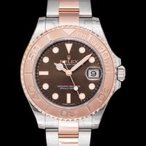 Rolex Yacht-Master 37 Steel 37mm Brown United States of America, California, San Mateo