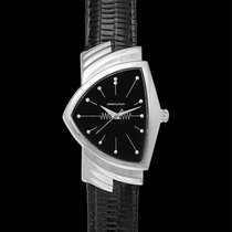 Hamilton Ventura Steel 31mm Black United States of America, California, San Mateo