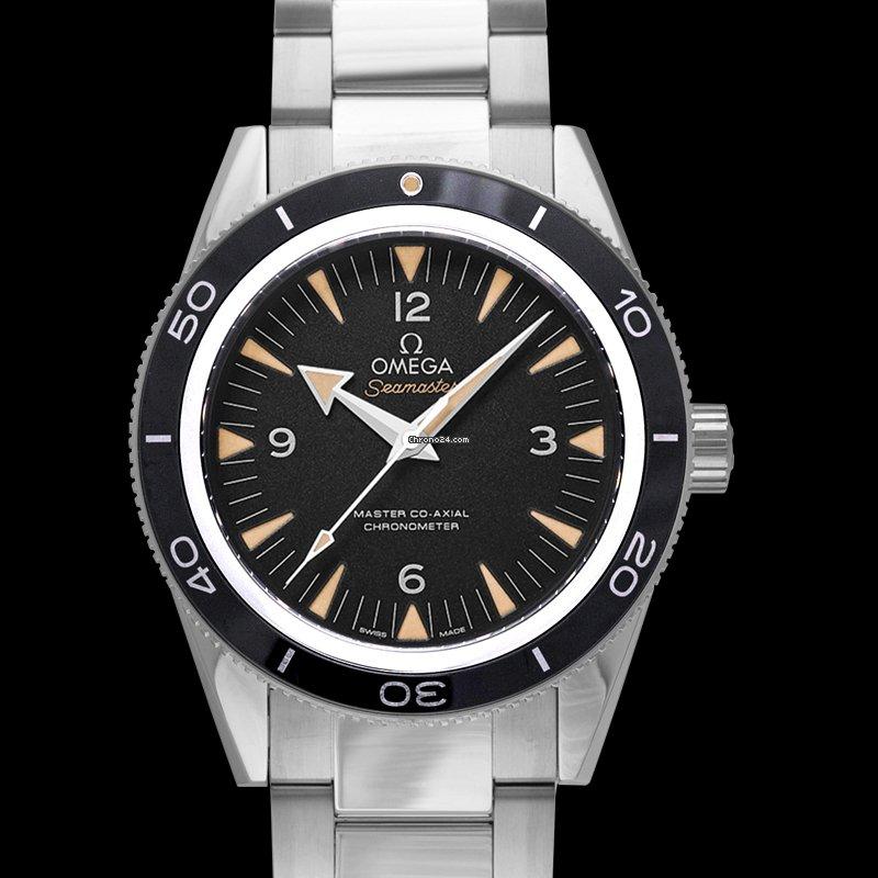 Omega Seamaster 300 233.30.41.21.01.001 2021 new