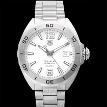 TAG Heuer Formula 1 Calibre 5 Steel 41.00mm White United States of America, California, San Mateo