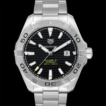 TAG Heuer Steel 43mm Automatic WAY2010.BA0927 new