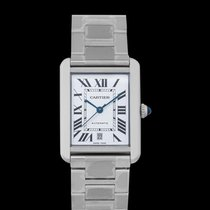 Cartier Tank Solo Steel 40.85mm Red United States of America, California, San Mateo