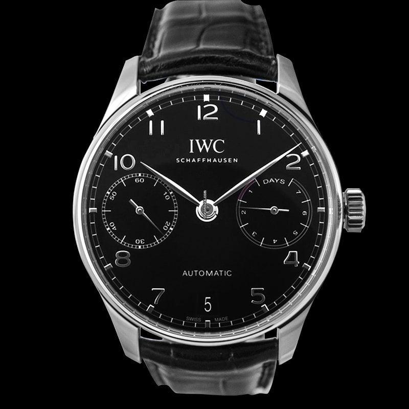 IWC Portugieser Automatik IW500703 2017 neu