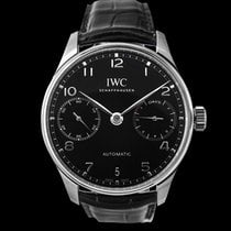 IWC Portuguese Automatic Steel 42.3mm Black United States of America, California, San Mateo