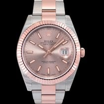 Rolex Steel Automatic Bronze 41mm new Datejust II