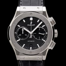 Hublot Titanium 45mm Automatic 521.NX.7071.LR new