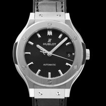 Hublot Classic Fusion 45, 42, 38, 33 mm Titanium 38mm Black United States of America, California, San Mateo
