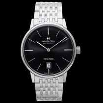 Hamilton Intra-Matic new 2021 Automatic Watch with original box and original papers H38455131