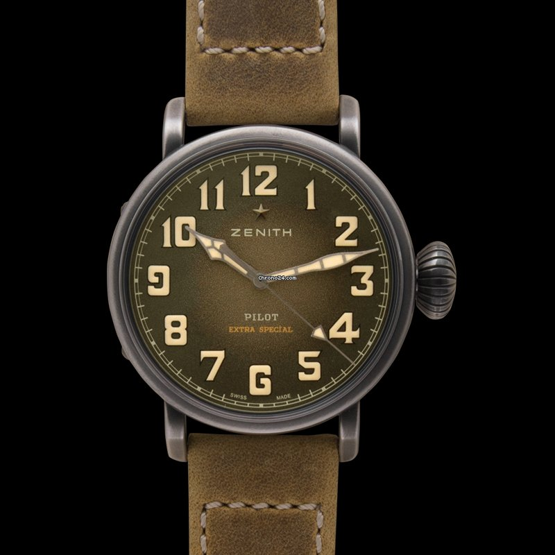 Zenith Pilot Type 20 Extra Special 11.1943.679/63.C800 2021 new