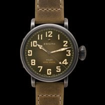 Zenith Pilot Type 20 Extra Special Steel 40mm Green United States of America, California, San Mateo