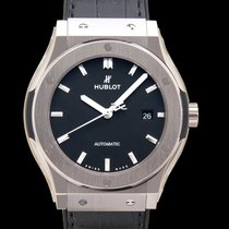 Hublot Classic Fusion 45, 42, 38, 33 mm Titanium 42mm Black United States of America, California, San Mateo