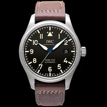 IWC Pilot Mark Titanium 40.00mm Black United States of America, California, San Mateo