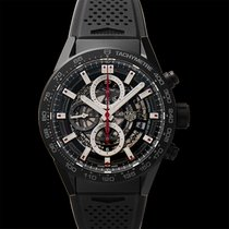 TAG Heuer Carrera Calibre HEUER 01 new Automatic Watch with original box and original papers CAR2090.FT6088