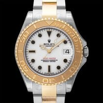 Rolex Yacht-Master 168623 New Yellow gold 35.00mm Automatic