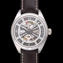 Hamilton Khaki Field Skeleton Steel 42mm Grey United States of America, California, San Mateo