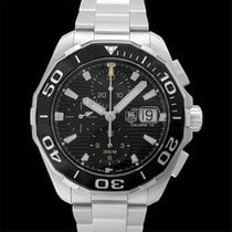 TAG Heuer Aquaracer 300M Steel 43mm Black United States of America, California, San Mateo