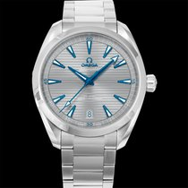 Omega Seamaster Aqua Terra Steel 41mm Grey United States of America, California, San Mateo