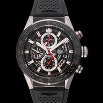 TAG Heuer Steel 43mm Automatic CAR201V.FT6046 new United States of America, California, San Mateo