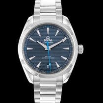 Omega Seamaster Aqua Terra Steel 41mm Blue United States of America, California, San Mateo