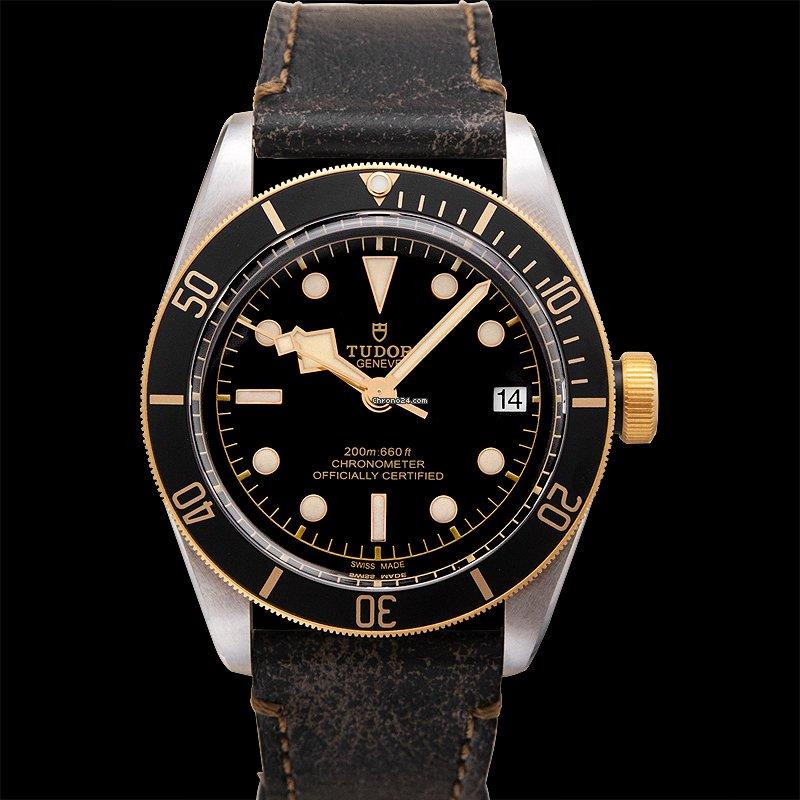 Tudor Black Bay S&G 79733N-0001 new