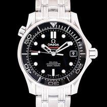 Omega Seamaster Diver 300 M Steel 36.25mm Black United States of America, California, San Mateo