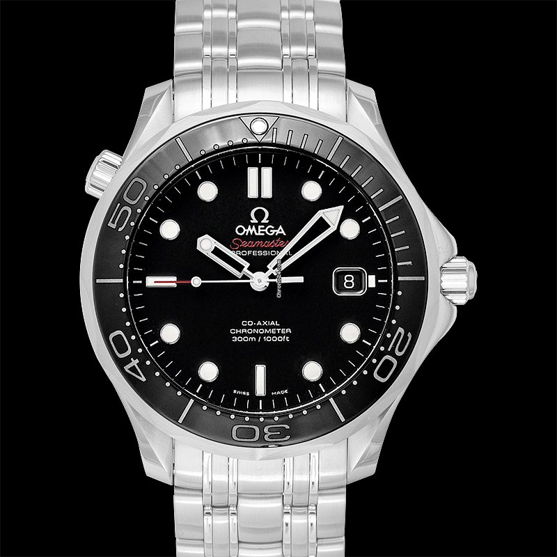 Omega Seamaster Diver 300 M 212.30.41.20.01.003 new
